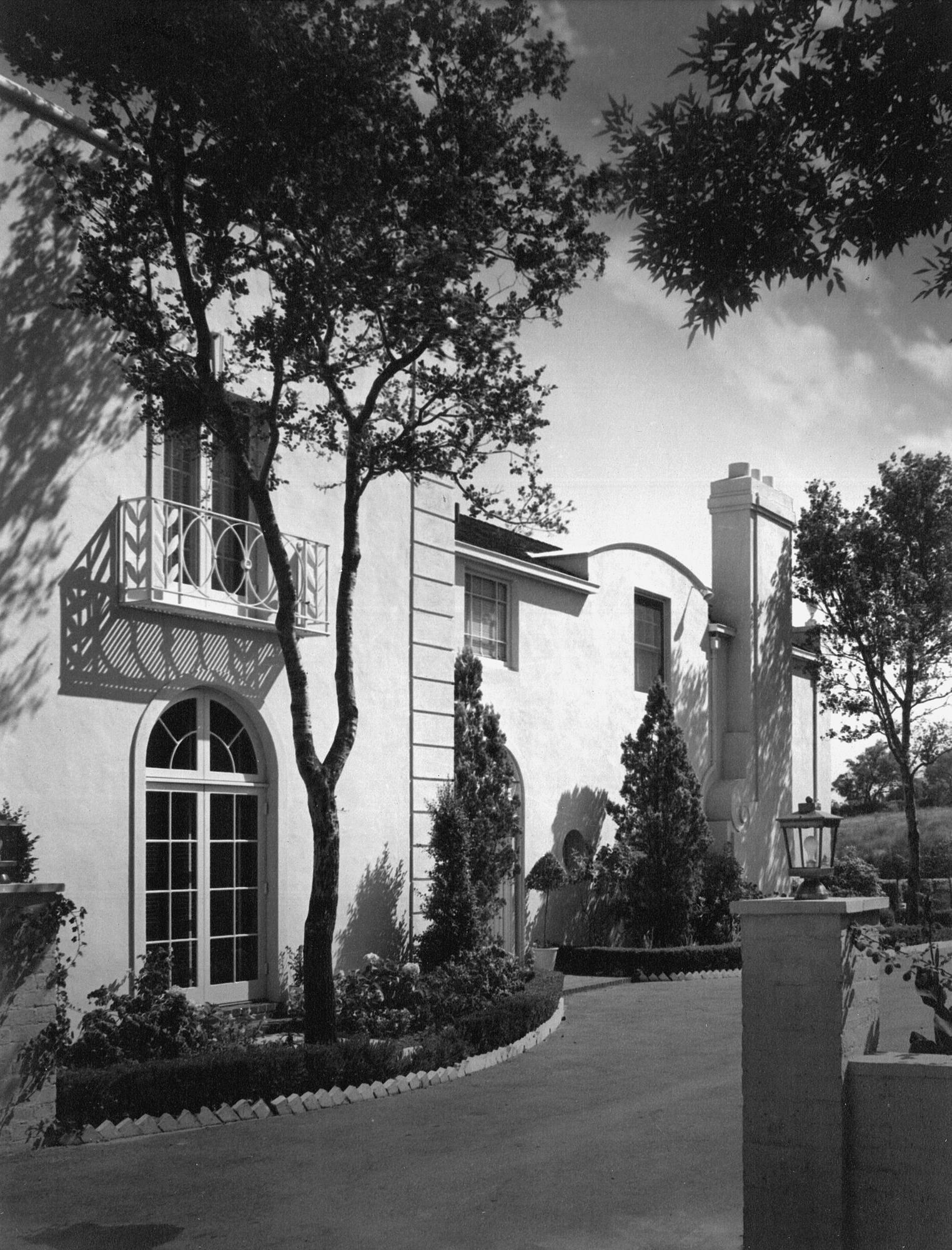 Wilkerson House_1938 Exterior 01_grayscale