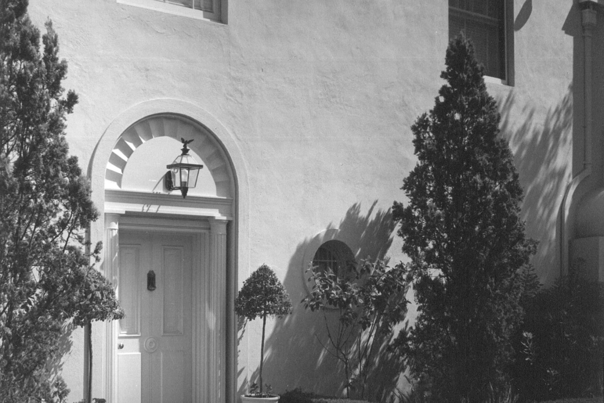 Wilkerson House_1938 Exterior 02_Grayscale