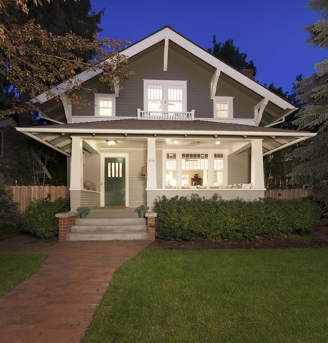 Bend Craftsman Remodel Russell Architects